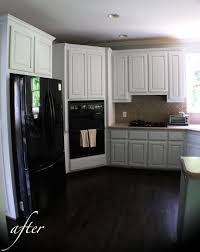 Gray Kitchen Cabinets Benjamin Moore by Cabinets Are Benjamin Moore