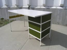 Steel Frame Desk Machine Age U2013 New England U0027s Largest Selection Of Mid 20th Century