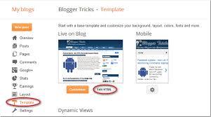 4 amazing new features in blogger template html editor my