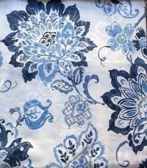 Blue And White Floral Curtains Valuable Inspiration Navy Floral Curtains Blue And White Guest