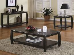3 piece black coffee table sets coffee table fresh collection of coffee table and end table sets