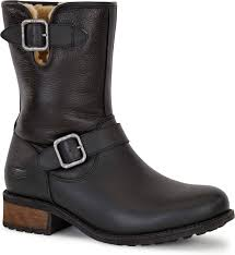 casual motorcycle boots ugg australia women u0027s chaney bomber free shipping u0026 free returns