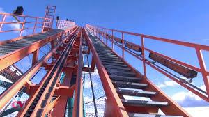 Six Flags Decapitation Goliath Front Row Pov Six Flags Magic Mountain Youtube