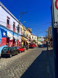 Chilian Flag Valparaíso Chile And A Chance For You To Win Twogirlstrippin