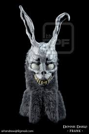 frank the rabbit mask 01 geek out pinterest donnie darko and
