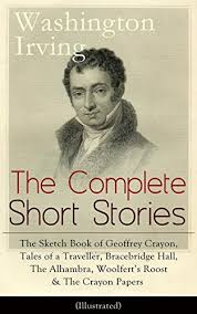 the complete short stories of washington irving the sketch book