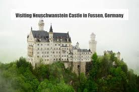 visiting neuschwanstein castle u0026 hohenschwangau castle in fussen