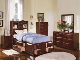 bedroom furniture wonderful white brown wood glass unique