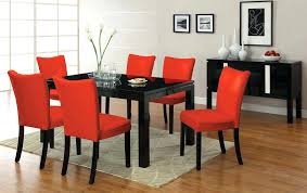 White Gloss Dining Room Table by Black Gloss Dining Table 6 Chairs Amusing White High Gloss Dining