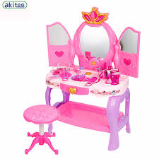 childrens dressing tables with mirror and stool new arrival children s dresser simulation play music little