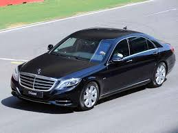 mercedes car mercedes launches armoured version s600 guard at rs 8 9cr