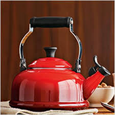 Orange Kettle And Toaster Cookware U0026 Pots And Pans Williams Sonoma