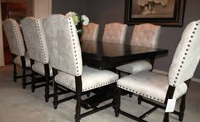 furniture cute black dining room chair makeover by the wood