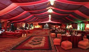 different styles and types for wedding tent