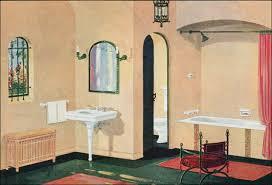 Crane Bathroom Fixtures 1926 Crane Plumbing Fixtures Revival Bathroom Pale
