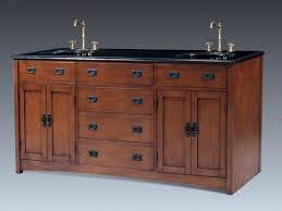 Kirklands Bathroom Vanity 72 Mesa Mission Double Bathroom Vanity Cabinet With Inlays