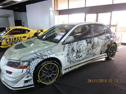 Mitsubishi Lancer Evo 9 Custom 1 By Tal2008 On Deviantart