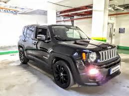 jeep eagle 2016 2016 jeep renegade 1 6 sport 120ps night eagle ii kit price