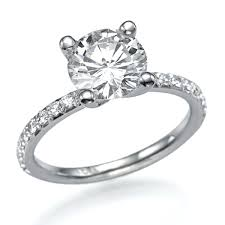 average engagement ring price cost of one carat ring d internally flawless 3 carat