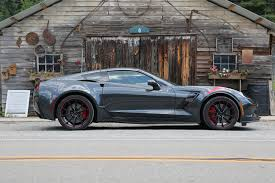 doing burnouts and gettin u0027 in trouble on the 2017 corvette grand