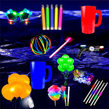 blacklight party supplies the best lighted party supplies of 2017 cheap lighted party