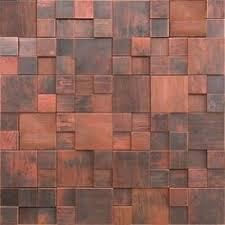 Copper Glass Tile Backsplash Gorgeous Color  Bronze  Copper - Copper tile backsplash