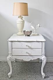 french country side table french table vintage provincial end tables european paint finishes