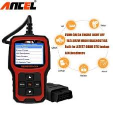 check engine light tool obd2 can eobd car automotive scanner ancel ad410 scanner check