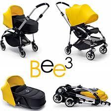 amazon black friday stroller amazon com bugaboo bee3 and bassinet yellow black travel system