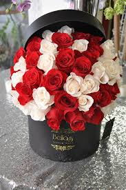 boxed roses roses in a box delivered nyc