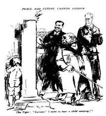 treaty of versailles u2013 cartoon analysis ashweetha