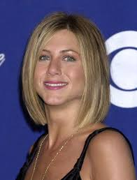 2001 blunt bob jennifer aniston and bobs