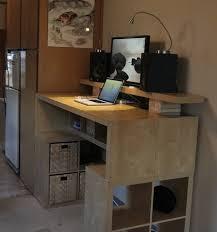 standing ikea desk office furniture