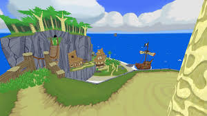 Wind Waker Map Outset Island Half Life Deathmatch Source U003e Maps U003e Other Misc