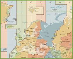 time zone map of europe time zone map europe time zone map of