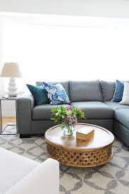 gray wood side table top best 25 sectional sofa decor ideas on pinterest living room