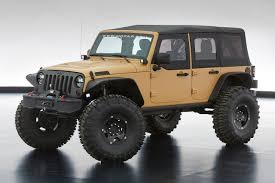 jeep dark gray jeep unveils extreme wrangler concepts before moab autoevolution