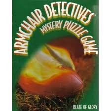 Armchair Detective Best Mystery Puzzle Out Of Top 17
