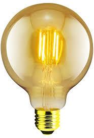 landlite rub g95 4w flt e27 1700k decorative led lamp welcome