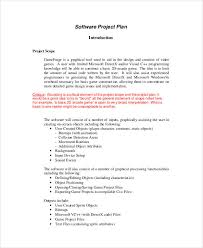 10 simple project plan templates free sample example format