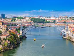 Wine Cellars Porto - porto open top bus tour with 6 bridge cruise and calem port wine