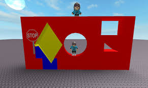 roblox studio how to make hole in a wall youtube