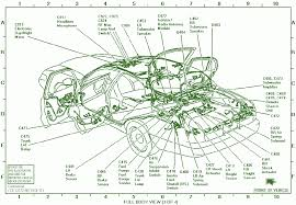 95 mustang fuse box diagram diagram wiring diagrams for diy car