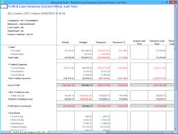 profit loss spreadsheet template profit spreadsheet template