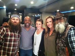 did you see duck dynasty did you catch the duck dynasty cast in darius rucker s new