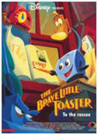 Toaster Movie The Brave Little Toaster To The Rescue