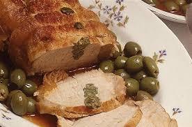 cuisine roti de veau rôti de veau aux olives