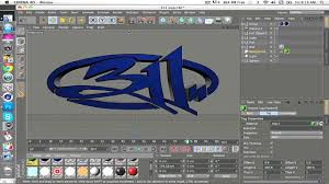 how to convert an image to a 3d object in c4d youtube