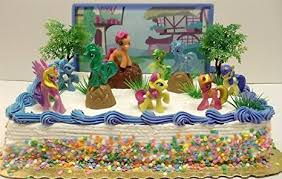 my pony birthday cake my pony birthday cake topper featuring 10