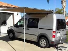 Van Awnings Ford Transit Awning Video 001 Youtube
